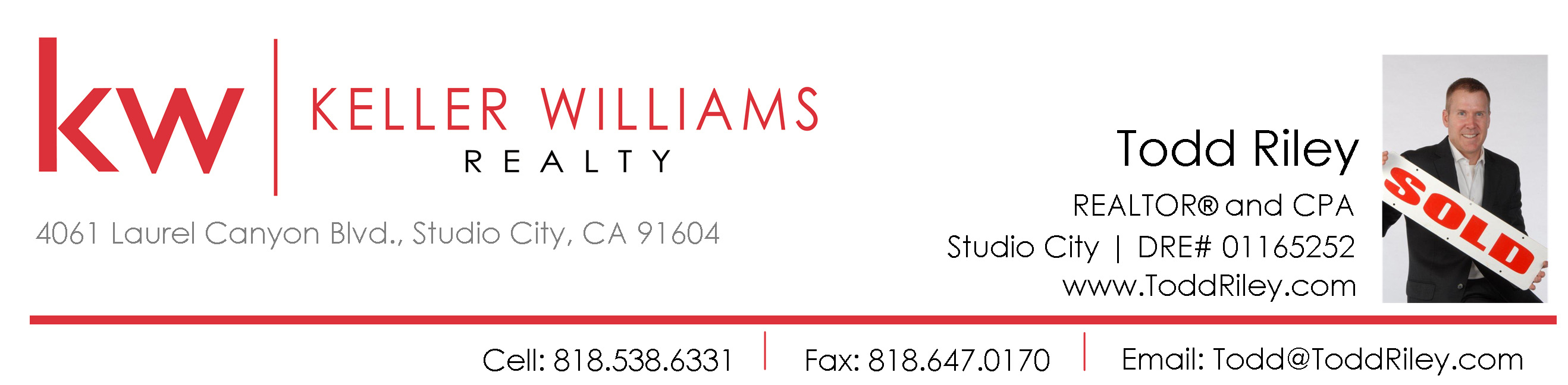 Todd Riley - Agoura Hills Real Estate Agent